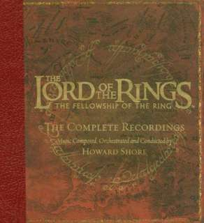 Lord of the Rings The Complete Recordings - Fellowship of the Ring + Return of the King