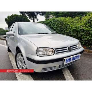 Volkswagen Golf 1.6A