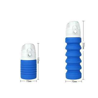 Water Bottle Portable Collapsible Foldable