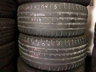 205/50R16 Nexen Used tyres