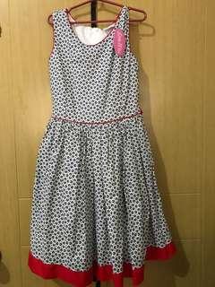 Brand New Little Miss dress