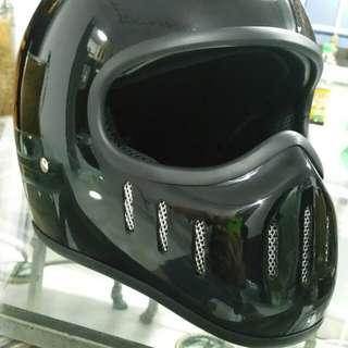 Full Face Slim Helmet