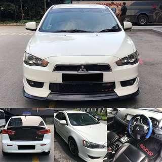 Mitsubishi Lancer EX Auto 2.0