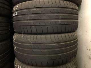 255/35R19 Continental Used Tyres