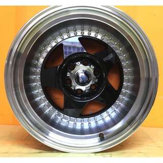SPORT RIM 4X4 16inch NAVARA DESIGNS WHEELS