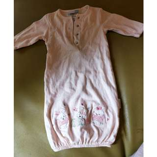 美國vitamins baby女童新生兒服飾(含帽)