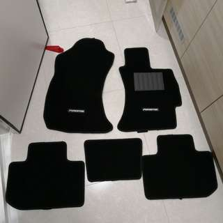 Original Subaru forester Car Floor Mat