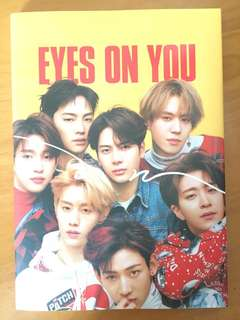 Got7專輯Eyes on you