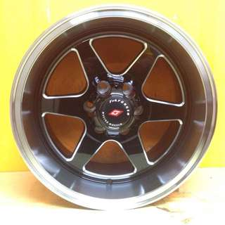 SPORT RIM 4X4 16inch NAVARA FORGED DESIGNS