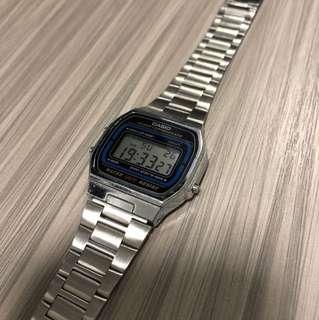 Casio sliver watch
