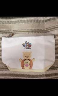 Tsum tsum winnie the pooh 多用途袋