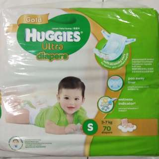 Huggies Ultra Diapers