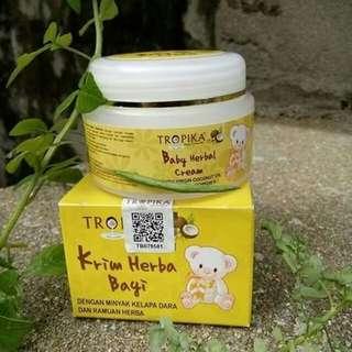 Tropika Baby Herbal Cream