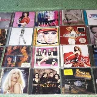 Originl cds