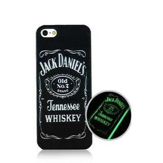 Glow In The Dark Dustproof Cell Phone Case Cover for IPhone 5S,6s (4.7),6 Plus