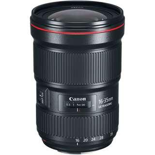 EF 16-35mm f/2.8L III USM Lens Canon