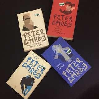 Peter Carey Books