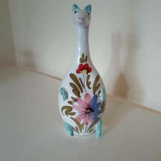 Vintage Hand Painted Porcelain Kangaroo