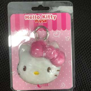 Hello Kitty Ez link plush toy