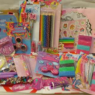 Smiggle items