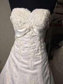 gaun wedding prewed pengantin
