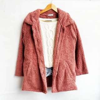 Flamingo Fur Winter Jacket