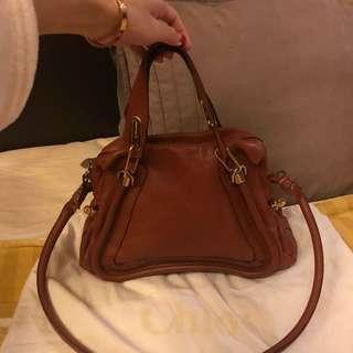 Chloe paraty bag 名牌 手袋 包包