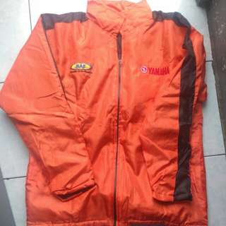 Jaket parasut dealer never been used