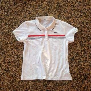 Fila Polo Shirt