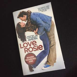 Love Rosie by Cecelia Ahern