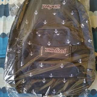 Anchor style limited edition jansport backpack