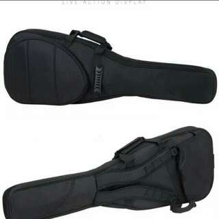 brand new thick electric n bass guitar padded bag fix price