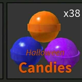 Candies Event