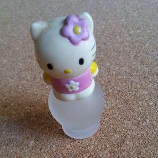 hello kitty 香水樽