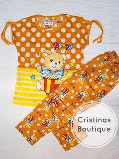 Happy Bear Sleepwear Set