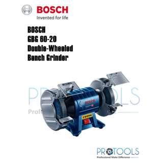 BOSCH GBG60-20 BENCH GRINDER