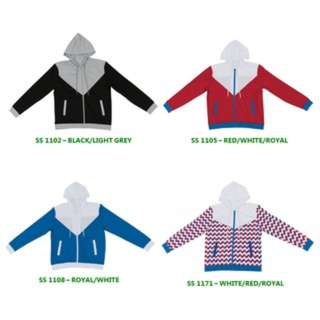 High Quality Unisex Hoodies, Sweatshirts & Jackets SS11