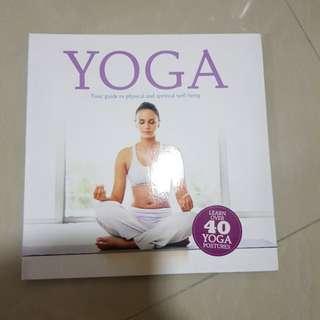 Yoga picture book