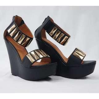 Spurr Felicity Wedge Heels size 6