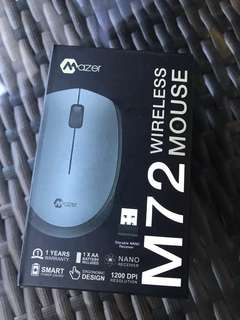 M72 Wireless Mouse