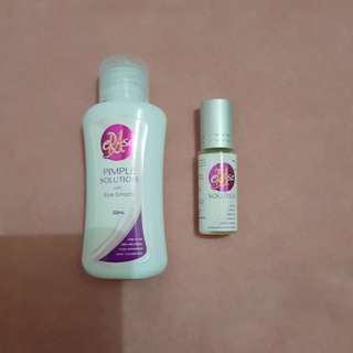 Erase Solutions (2 items)