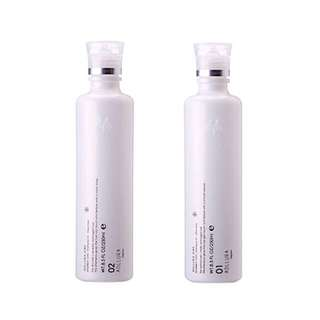 Mucota Adllure Aire Emollient CMC Shampoo 01 and 02