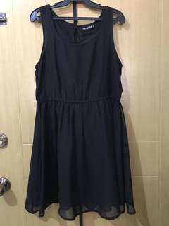 Terranova Black Dress