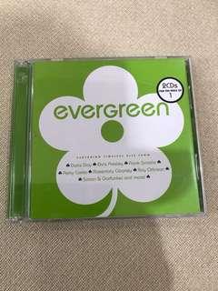 Cd box C2 - Evergreen