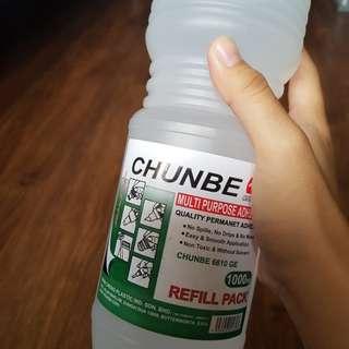 Chunbe Clear Glue