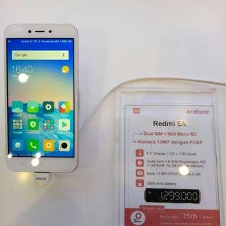 Xiaomi Redmi 5A Bisa Cicilan Tanpa Cc