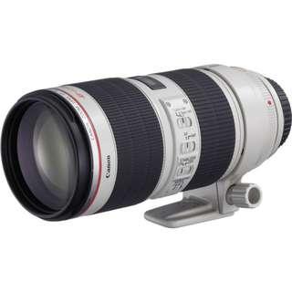 EF 70-200mm f/2.8L IS II USM Lens Canon