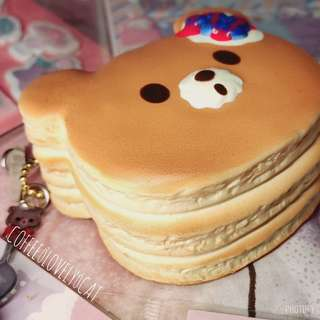 Pancakes squishy