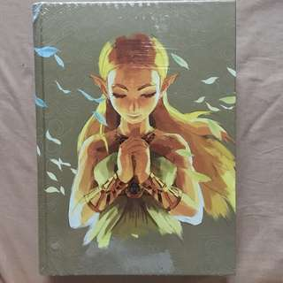 Zelda (Switch / WiiU) - Breath of The Wild Expanded Edition Guidebook