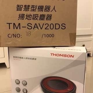 尾牙 全新免運 Thomson 智慧型機器人 掃地吸塵器